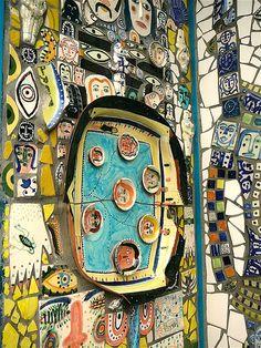 Mosaic by Stephen Bird