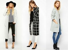 Longline Blazers for Fall - Fall Style - Click to shop