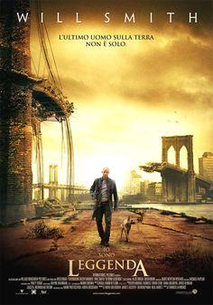 2007 Will Smith in  Io sono leggenda