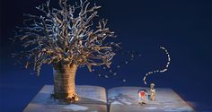 Les contes de fées sortent des pages, Su Blackwell