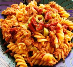 Pasta Salad, Ethnic Recipes, Food, Crab Pasta Salad, Essen, Meals, Yemek, Eten