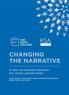The RSA is a charity which encourages the release of human potential to address the challenges that society faces. Join us to help shape the future.