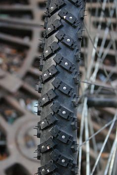 We need studded tires for our life in Bozeman, @Ross Barton