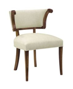 Ballroom Side Chair from the Mariette Himes Gomez collection by Hickory Chair Furniture Co.