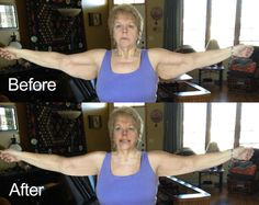 Consumer Lab Report: Brenda's Arm Miracle Secret Revealed Bingo Wings, Lab Report, Exercise Workouts, Secrets Revealed, Health And Wellness, Arms, Skin Care, Makeup, Fitness