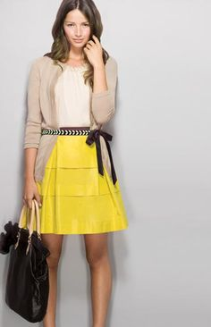 J.Crew, a POP! of S2 Groupe color