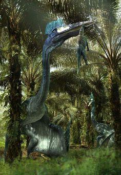 Quetzalcoatlus northropi.