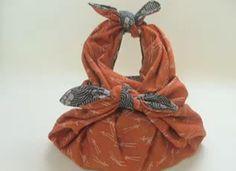 Como hacer un bolso Furoshiki | Marina Creativa