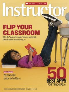 Scholastic Instructor's Fall 2014 issue is here!