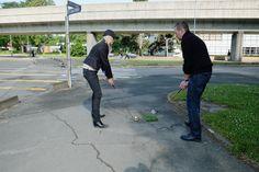 Découverte du street golf - BBQ & échanges... sur le campus de Lille 1