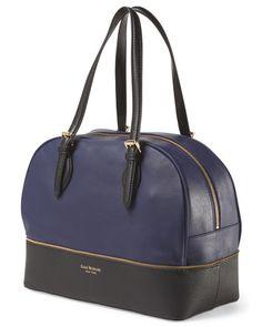 Leather Diana Satchel - Handbags - T.J.Maxx