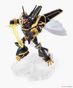 Nxedge Style [Digimon Unit] Alphamon (Completed) Item picture2