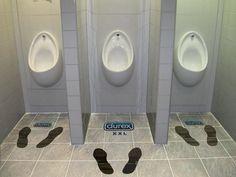 Durex Toilet ad
