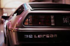 DMC12  | #car #silver #pink