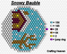 Items for sale by crafting. Peyote Stitch Patterns, Beading Patterns Free, Seed Bead Patterns, Brick Patterns, Seed Bead Projects, Beaded Banners, Peler Beads, Brick Stitch Earrings, Beads Pictures