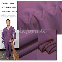 http://www.silkfabricwholesale.com/12mm-silk-crepe-de-chine-fabric-pinkish-purple.html     F.D. silk most professional 12mm silk crepe de chine fabric-pinkish purple supplier.