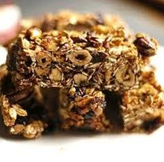 This healthy peanut butter and chocolate energy bars recipe is so simple & delicious! Filled with natural ingredients that will give you long term energy.