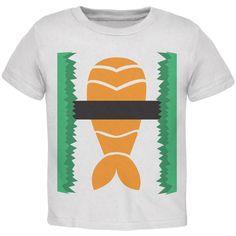 Halloween Sushi Costume 1 Toddler T-Shirt