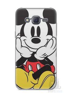 Capa Capinha Samsung J5 Mickey Mouse #2 - SmartCases - Acessórios para celulares e tablets :)