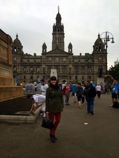 Gigi around the World: A bit of Scotland