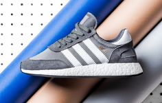 adidas Iniki Runner Boost Releases in Grey sneakerbardetroit.com/adidas-iniki-r…