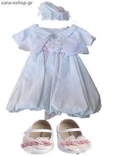 Βαπτιστικό Πακέτο Κορίτσι με Ρούχα Makis Tselios και Παπούτσια Babywalker  (297) - Σετ Βάπτισης Κορίτσι Με Ρούχα Παπούτσια e90dacd6d40