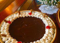 Σοκολατόπιτα σιροπιαστή συνταγή από Κλεοπάτρα Καραγιαννάκη - Cookpad