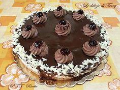 Cheesecake alla stracciatella 1