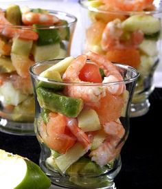 Spring Mix Salad Recipe — Eat Well Salad with avocado, tomato, shrimp and apple. Easter Cookie Recipes, Jello Dessert Recipes, Air Fryer Recipes Chicken Breast, Baked Chicken Recipes, Green Salad Recipes, Avocado Recipes, Fish Recipes, Beef Recipes, Leftover Ground Beef Recipe
