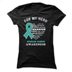 Ovarian Cancer - printed t shirts #funny tshirt #hoodie creepypasta