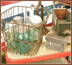 The Little Red Shop: Clayson Farm Antique Show