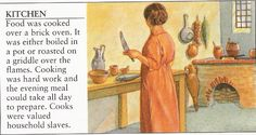 the culina (kitchen)