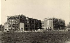 Pomona High construction (1924) by 47specialdeluxe, via Flickr Pomona California, Weapon Storage, Great Places, Southern, Journey, Kid, Construction, Posts, Explore