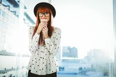 Coffee is good for you! Tiffany, Short Sleeve Dresses, Hipster, Good Things, Coffee, Stylish, Tips, Beauty, Fashion