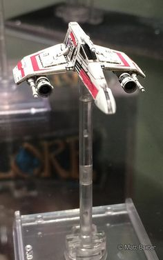 E-Wing by mbax, via Flickr