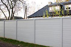 Beckers Betonzaun 16 fabuleuses clôtures de jardin