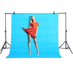12.18$  Watch here - http://aliu9t.shopchina.info/go.php?t=32784121799 - CY Hot sale Blue color Photo background cloth 1.6*3M/5*10FT Photography Studio Non-woven Backdrop Screen shooting portraits 12.18$ #aliexpresschina