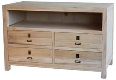 Paulownia 42 Inch TV Stand | Archbold Furniture | Wood Furniture Manufacturer…