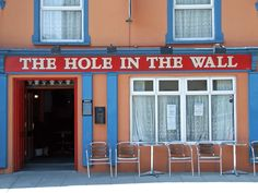 Hole in Wall Castletownbere - Click pub photo image above to purchase your #Pubs of #Ireland Photo Print with PayPal. You do not need a PayPal account to purchase photo. Pubs of Ireland photos are perfect to display in any sitting room, family room, or den to celebrate a family's Irish heritage. $9.00 (plus $5 shipping & handling in USA) ~ 8 x 10 High Quality, High Resolution Authentic Photos Professionally Shot on Location in Ireland and Printed on Professional Fuji Film Photo Print Paper.