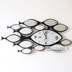 http://www.kitchenstyleideas.com/category/Wall-Clock/ art wall clock - Поиск в…