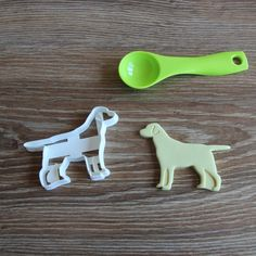 Labrador Retriever Cookie Cutter Lab Dog Breed Pup Pet Treat Cutter puppy Pupcake topper cake topper by CookieCuttersFactory on Etsy