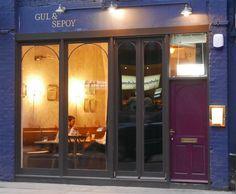 Gul and Sepoy Indian Restaurant Commercial Street | Homegirl London