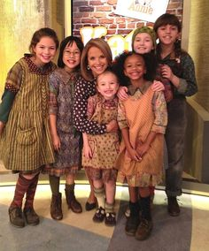 annie costume ideas | Costumes Ideas for Musical Theatre / #Annie The Musical #Costumes