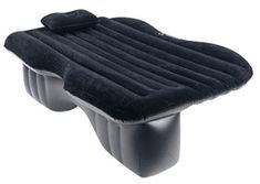 Winterial Back Seat Inflatable Car Camping Travel Mattress / Car Mattress / Camp / Travel … - 18658625 - Overstock - Big Discounts on Camp Furniture - Mobile Camping Mattress, Air Mattress, Queen Mattress, Camping Gear, Camping Hacks, Camping Trailers, Camping Essentials, Camping Guide, Camping Supplies