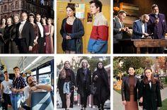 17 parasta hyvän mielen sarjaa suoratoistopalveluista, mukana myös Downton Abbey! | Me Naiset Jane Fonda, Rupaul, Downton Abbey, Mtv, Parks, Brooklyn, Australia, Good Things, Amazon