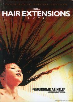 hair extensions japanese horror | emii's asian horror reviews.: EXTE: Hair Extensions Movie Review