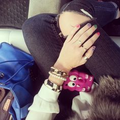 www.fashionjazz.co.za Bangles, Bracelets, Style Blog, Hermes, Personal Style, Accessories, Jewelry, Fashion, Moda