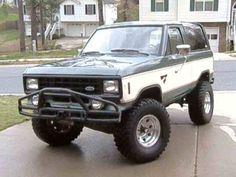 Ford Bronco 2, Bronco Ii, Ford 4x4, Chevy Girl, Jeep Truck, Ford Ranger, Cool Trucks, Bullshit, Jeeps