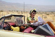 Follow Jasmin & Thalia's road trip to Joshua Tree, Ca. @VintageVandal @D_Rose_. #Suavecitapomade #Suavecita #Staytuned #Pomade #Hair #Hairstyle #Vintage #Pinup #Retro #Roadtrip #Girlstrip #Vacation #Girlsjustwannahavefun #Fun #Desert #Joshuatree #California #Love #Suavecitabeauty #Beauty #Getitrucca!