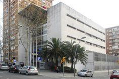 Biblioteca Ramon d'Alòs-Moner (Sant Martí, Barcelona) barcelona_alos-moner_04 | Flickr: Intercambio de fotos